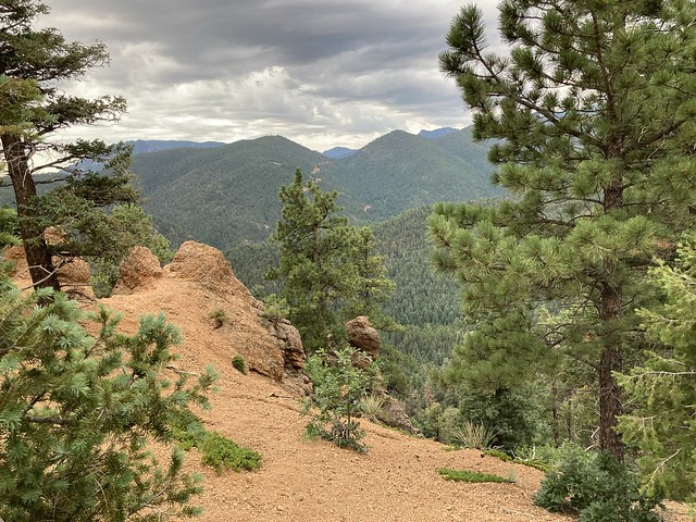Section 16 Manitou Trail