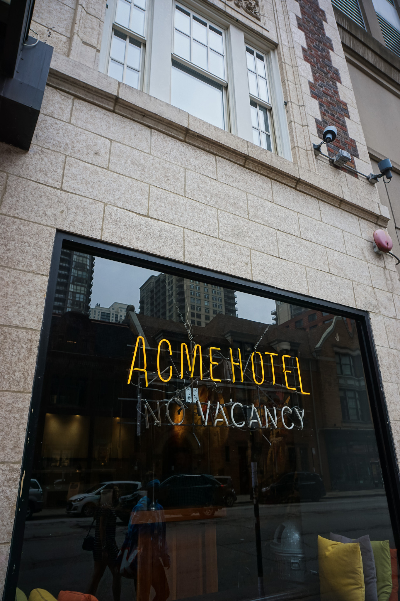 ACME Hotel Review