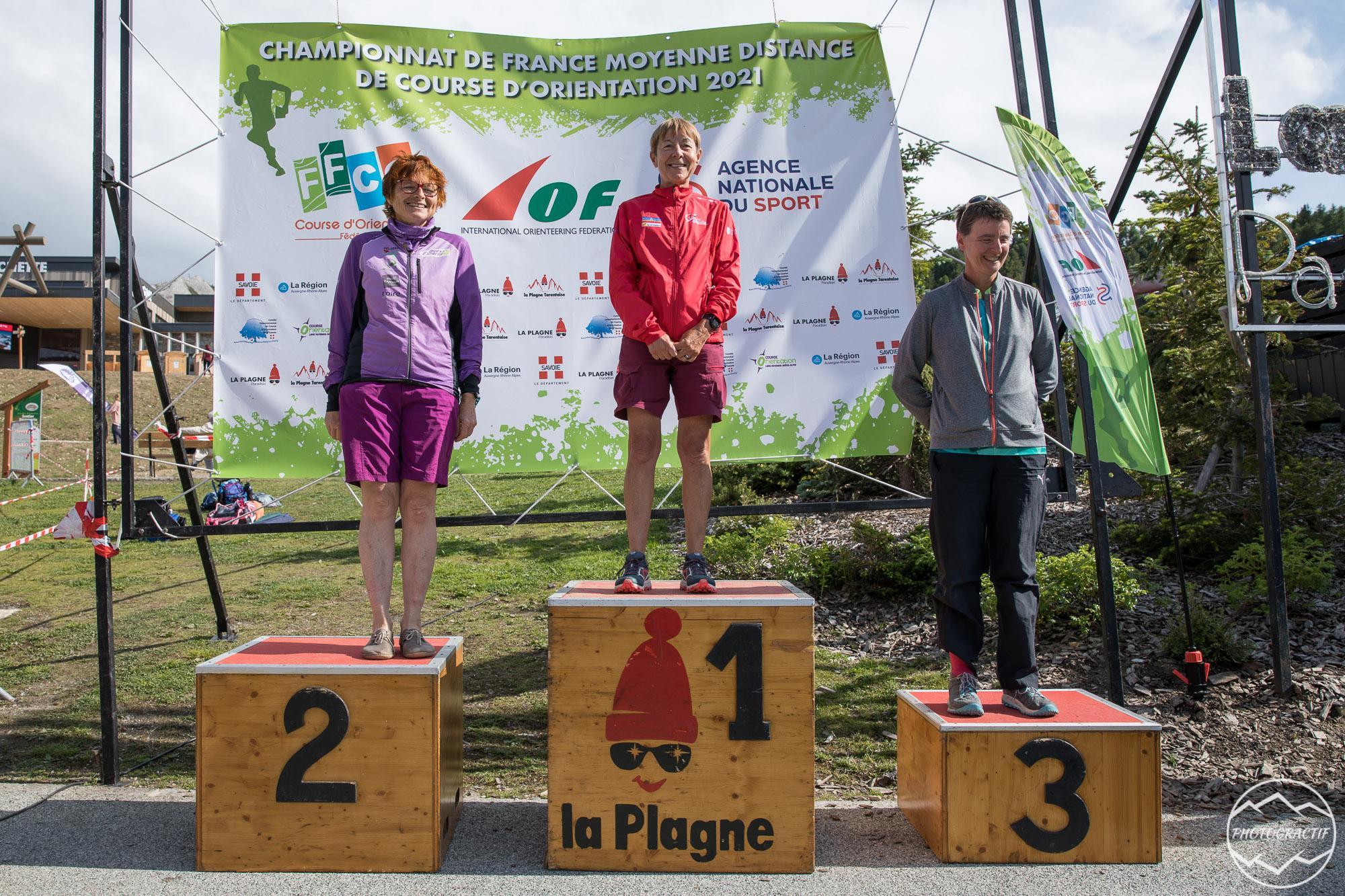Nationale CO La Plagne LD-367