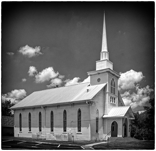 First United Methodist, Jefferson TX