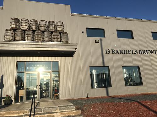 13 Barrels