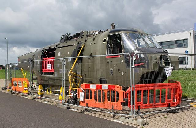 ZA296 | Westland Sea King HC4 | Lee on Solent Airfield | Hampshire
