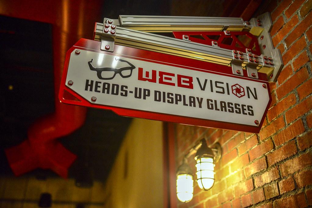 WEB Slingers WEB Vision DCA