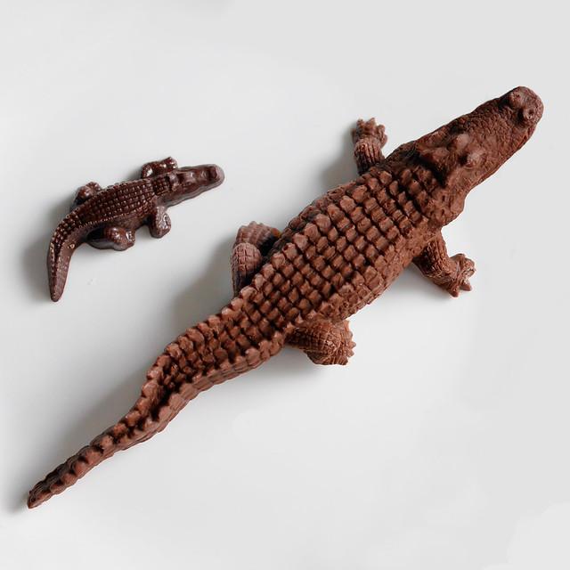 ZOOLOGY ズーロジー バレンタイン 動物の形 チョコレート