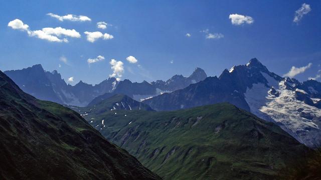Pomeriggio alpino (agosto 1991)