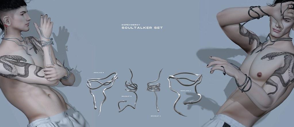 [Dope+Mercy]Soultalker Set @TMD