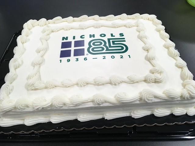 Nichols 85th Anniversary