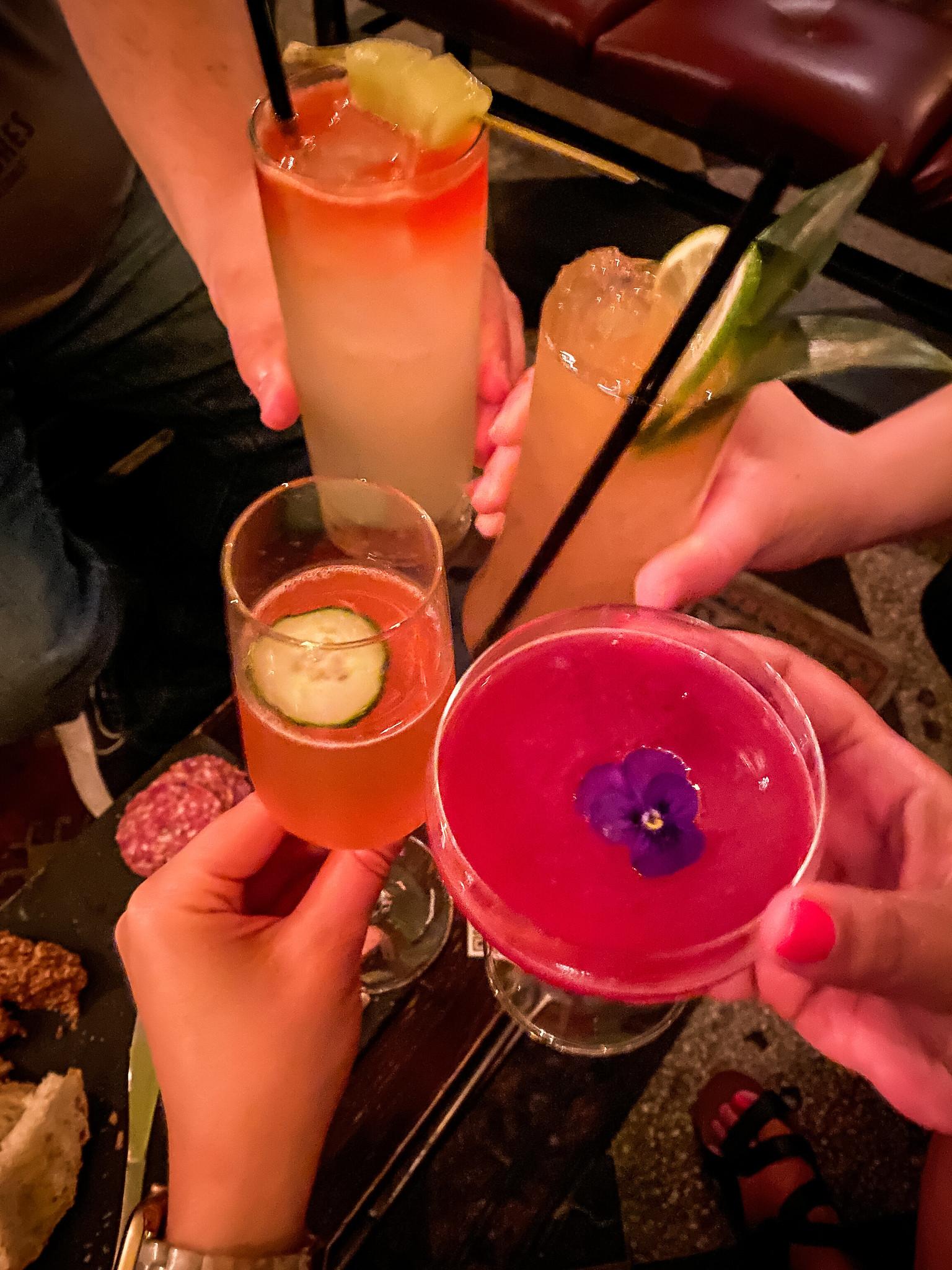 The Berkshire Room drinks