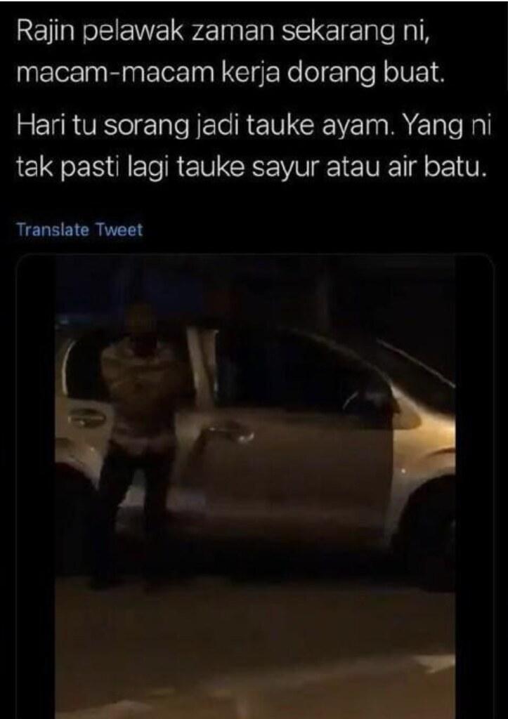 Tular Video Mirip Pelawak Popular Kantoi Tengah Berurusan Jual Beli 'Barang' Hanya Gimik?