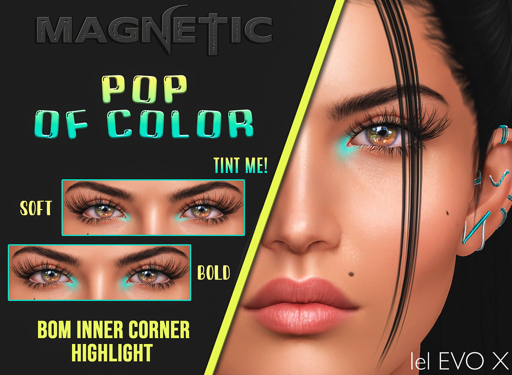 Magnetic – Pop of Color