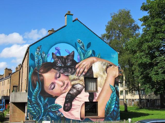 Nina Valkhoff / Edelsteenstraat - 7 aug 2021