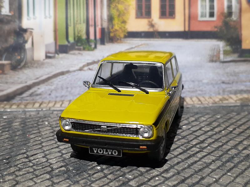 Volvo 66 Kombi - 1976