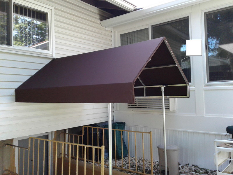 stairwell-cover- Hoffman Awning Baltimore