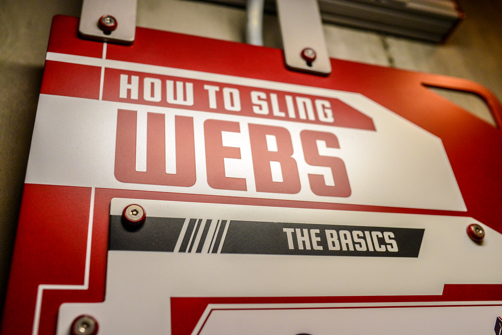 WEB Slingers How to Sling DCA