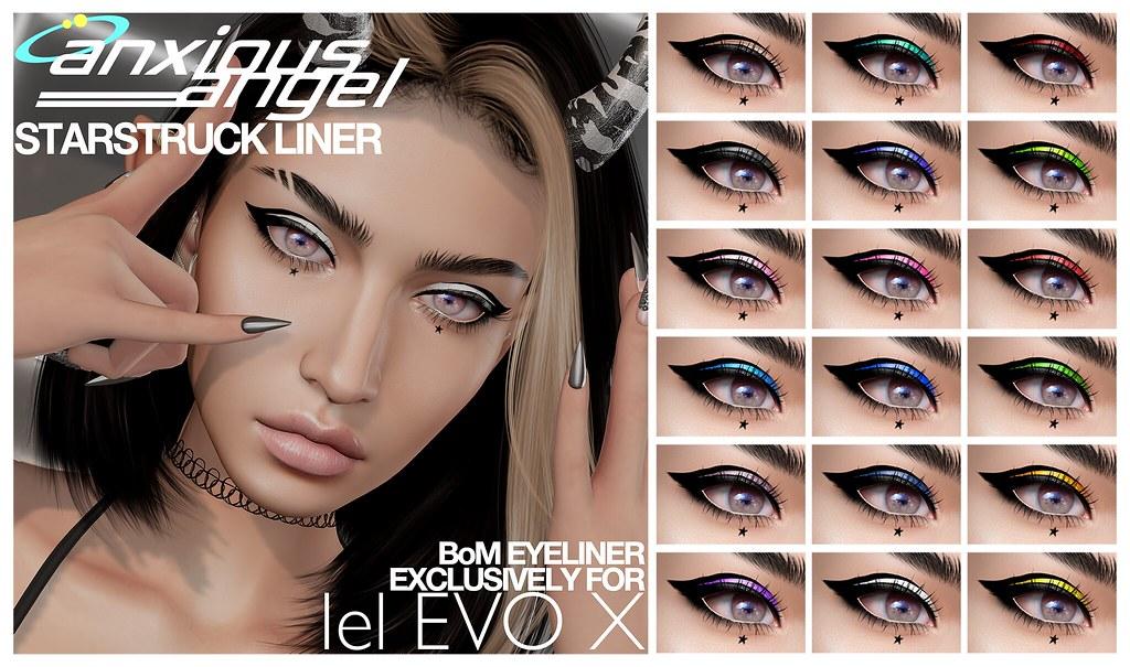 { aa } Starstruck Liner (EVO X EXCLUSIVE)