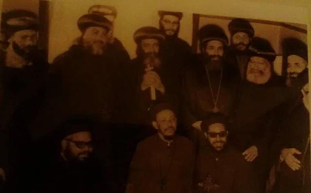 الأنبا تيموثاوس الأسقف العام (3)