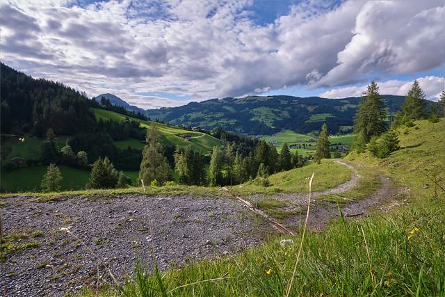 Brixen im Thale Weitwinkel Wide view