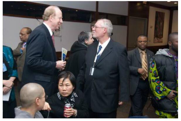 USA-2008-10-22-NGO Week of Spirituality Focuses on Human Rights