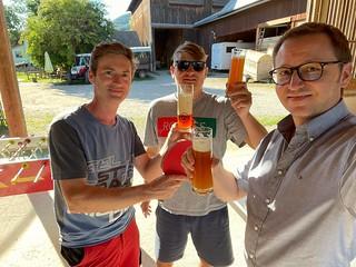 Craftbeer Brewer unter sich 🍺