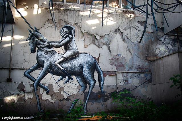 St. Vincent's Horseman
