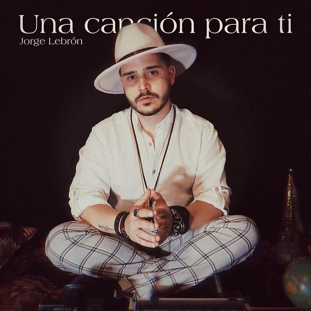 Jorge Lebrón - portada Una Canción Para Ti