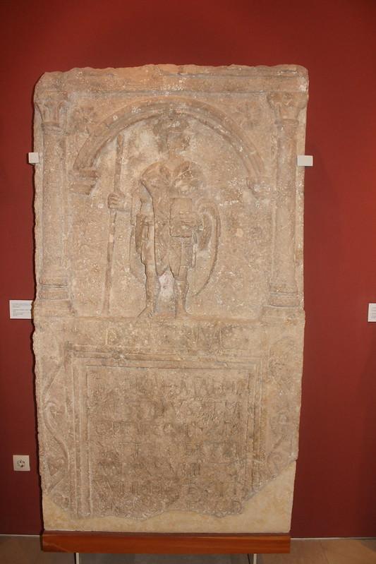 Funerary Monument of P. Aelius Mestrius