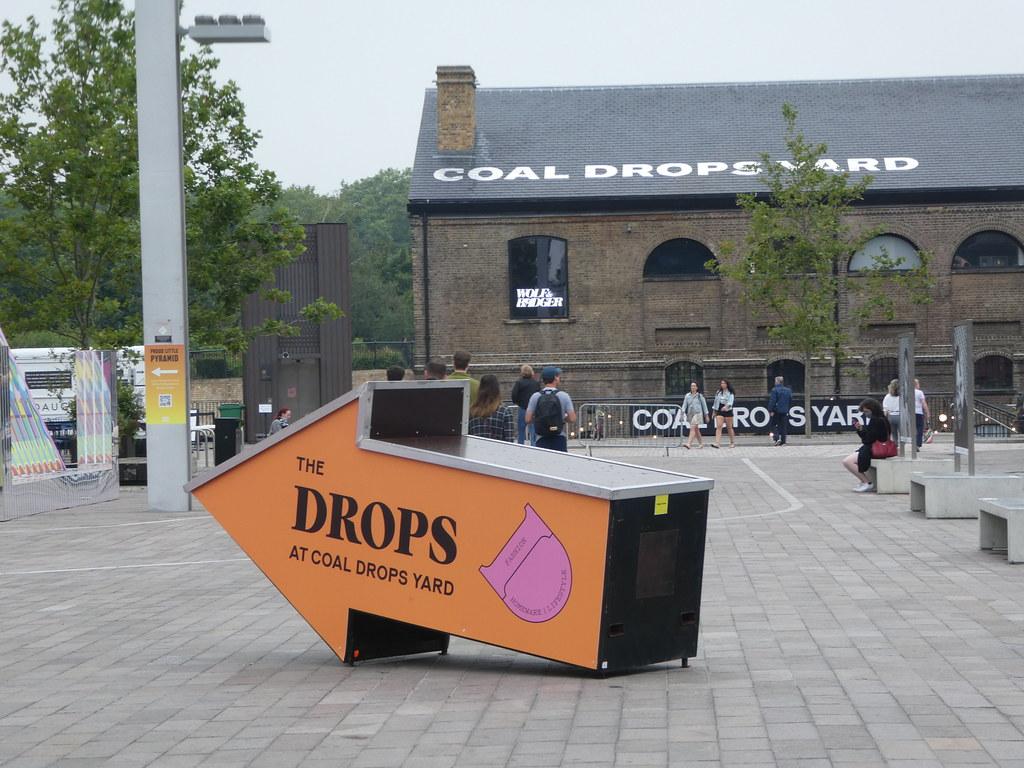 Coal Drops Yard, King's Cross London