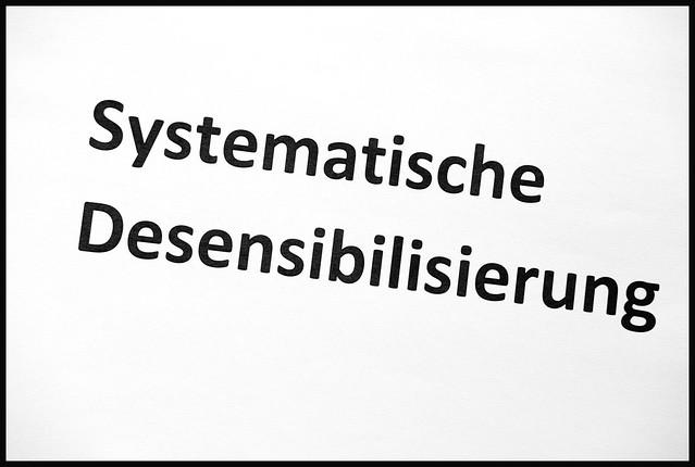 Systematische Desensibilisierung