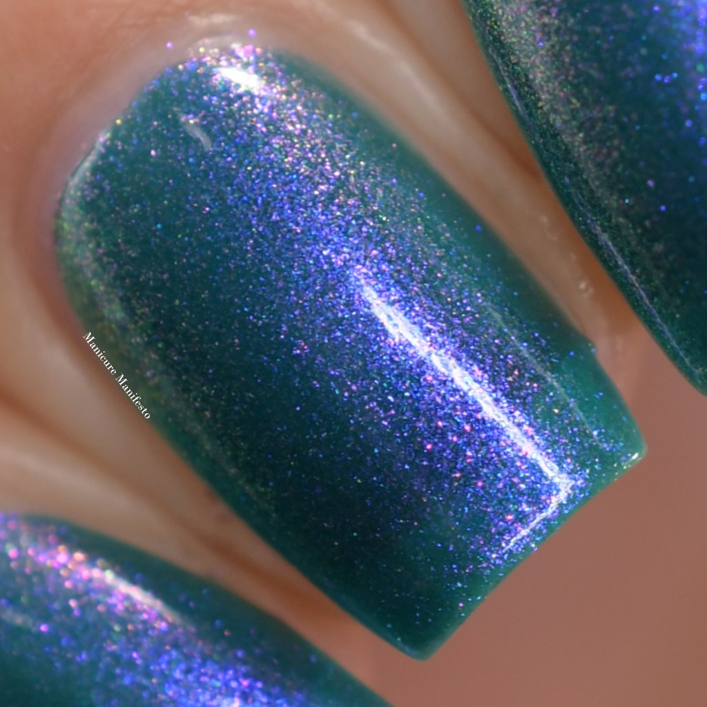 Paint It Pretty Polish Party At The Castle swatch