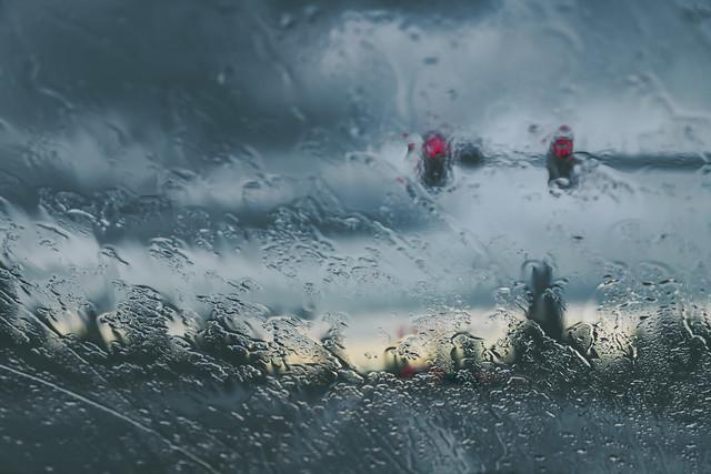 Don't stop the rain!