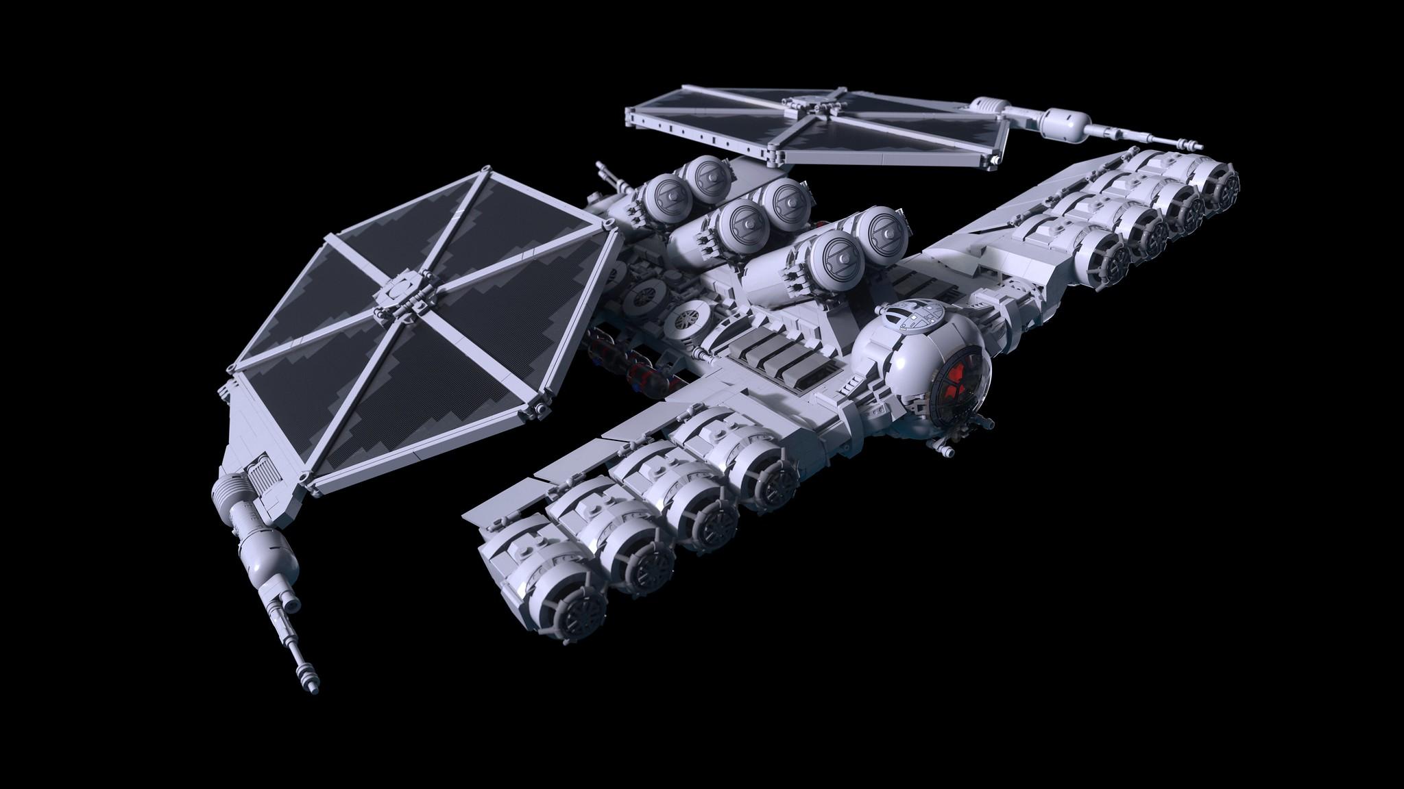 Tiekranoplan Heavy Assault