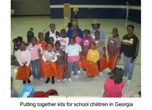 USA-2008-11-26-Million Acts of Service and Kindness Campaign Spreads