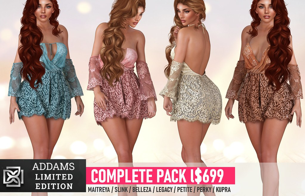 ⚡New Addams Exclusive Dinorah Romper! – Limited Time! + FLASH Giveaway⚡