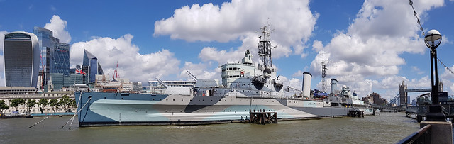 HMS Belfast 6.8.21