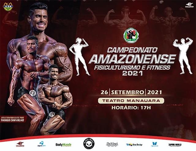 Campeonato Amazonense Fisiculturismo e Fitness