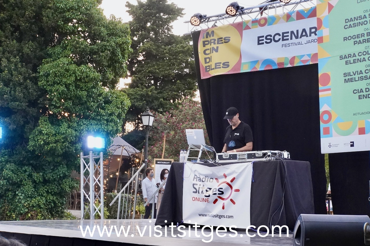 SOPA DE CABRA AL FESTIVAL JARDINS TERRAMAR 2021