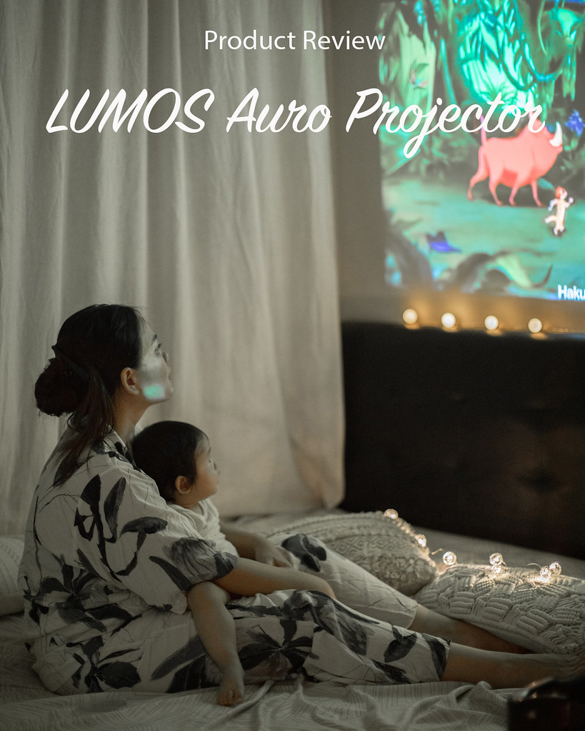 [Product Review] LUMOS Auro Projector
