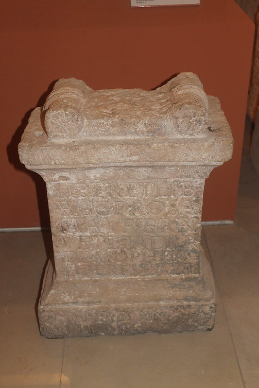 Altar to Liber and Libera