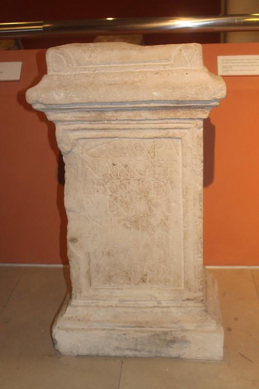 Funerary Monument of C. Campanianus