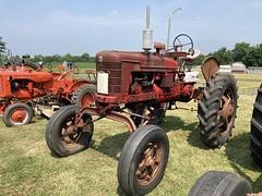 1953 Farmall type Super HV tractor