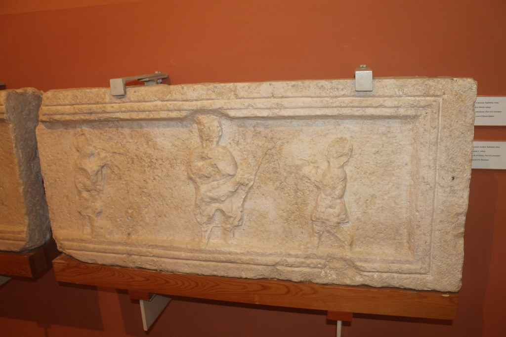Relief of the Myth of Tereus