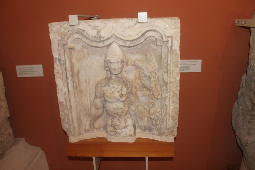 Relief of Castor or Pollux