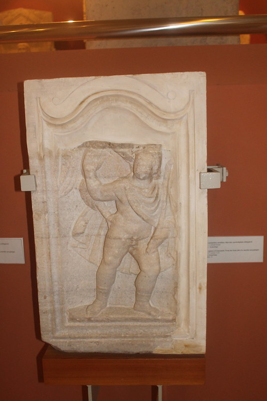 Relief of Ganymede