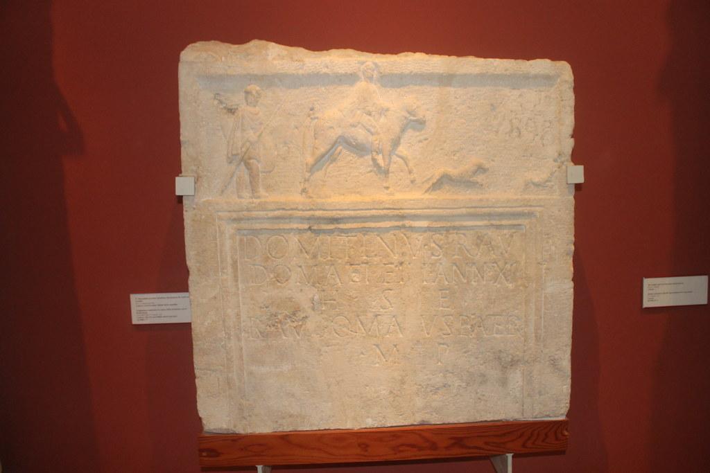Funerary Monument of Domitinus