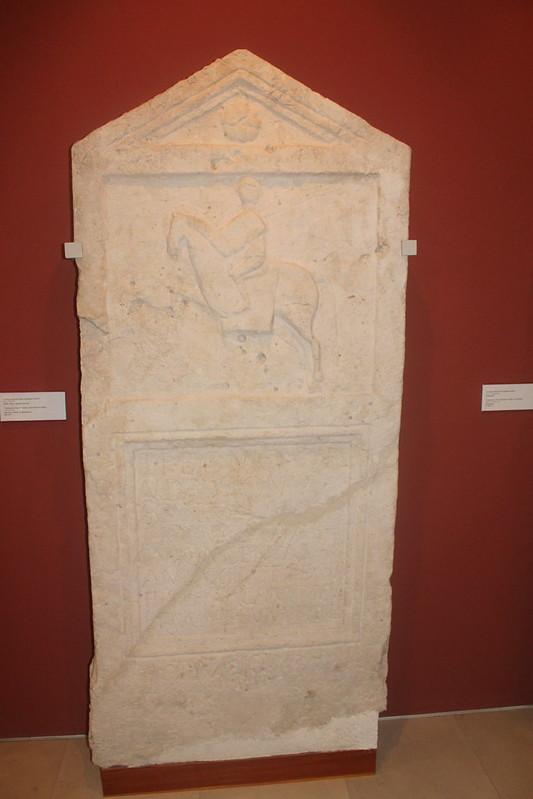Funerary Monument of T. Flavius Bonio