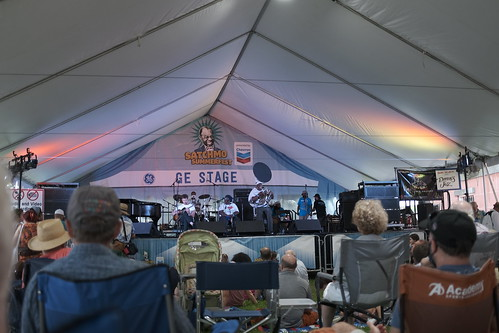 Doreen Ketchens at Satchmo SummerFest 2021. Photo by Michele Goldfarb.