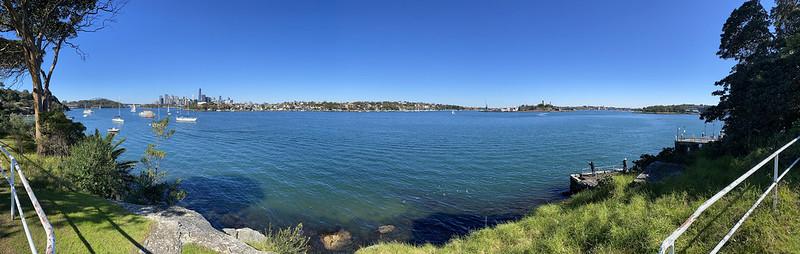 Mary Carlson Park panorama