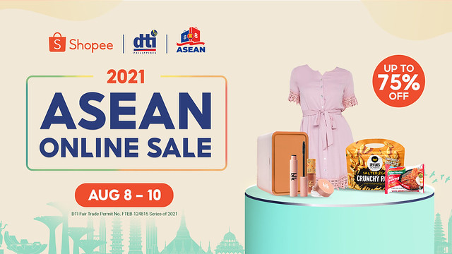 ASEAN Online Sale KV