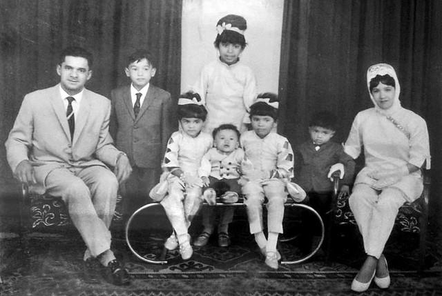 1967 Adli Baker and Family