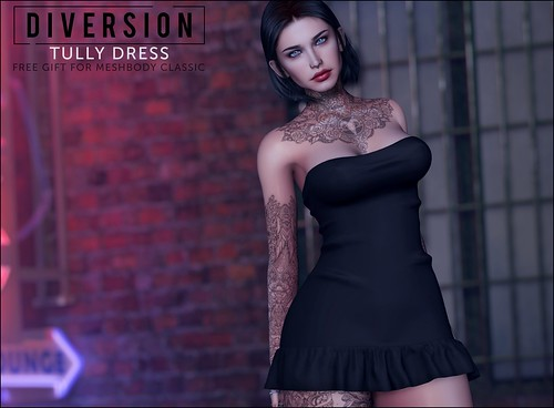Diversion - Gift For Meshbody Classic ♥